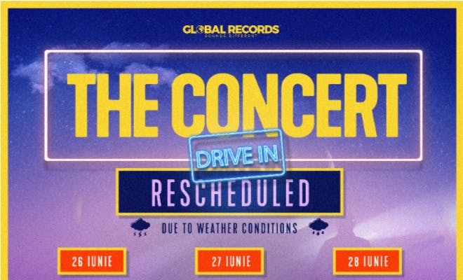 concert drive-in